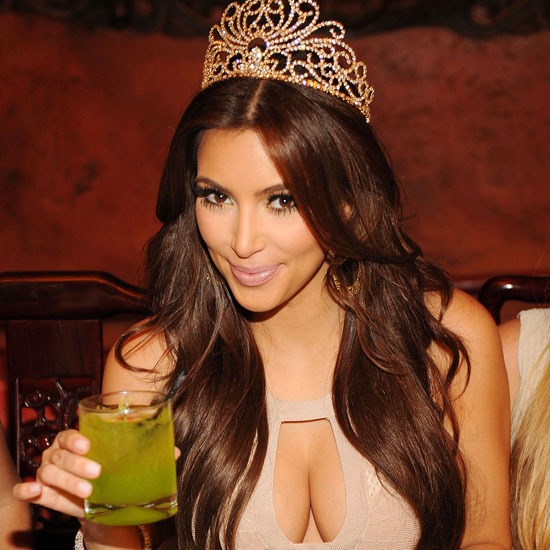 Pictures of Kim Kardashian's Bachelorette Party in Las Vegas With Khloe and Kourtney