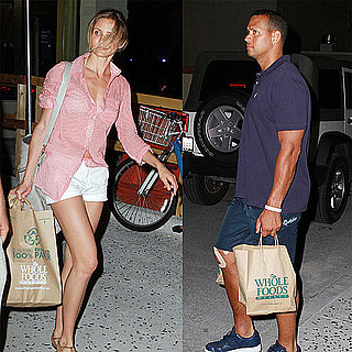 Cameron Diaz and Alex Rodriguez Together in Miami Pictures