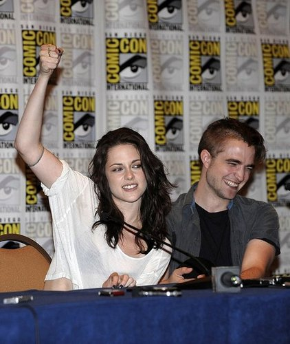 Breaking Dawn Press Conference at Hilton Bayfront Comic-con 2011 Pics and Transcript