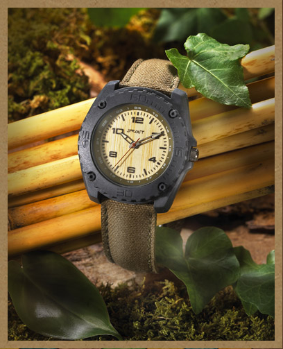 Sprout ST/3002GYGYOL Watch