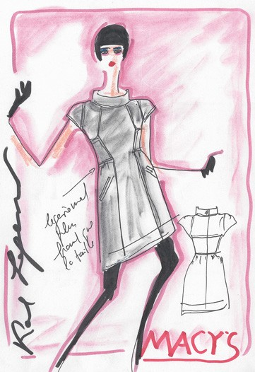 A Peek at the Karl Lagerfeld For Macy's Collection
