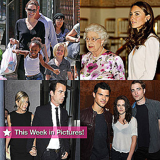 This Week in Celebrity Pictures July 16-22, 2011