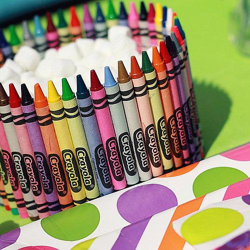 Crayon Bowl Craft