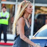 Blake Lively in a Bikini Top Filming Savages [Video]