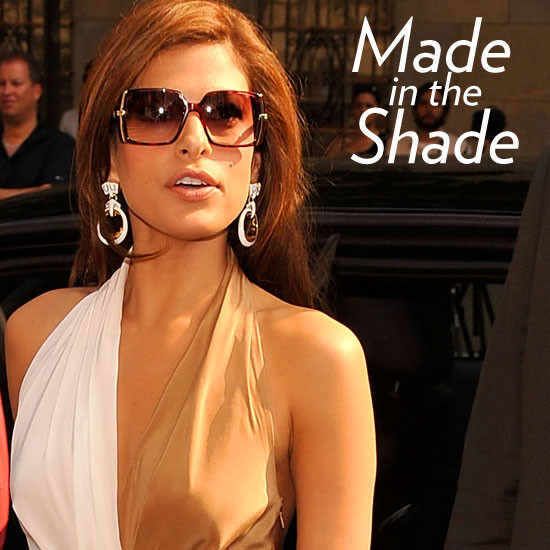 Celebrities Wearing Sunglasses: Get the Look