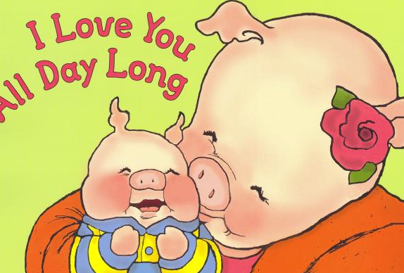 I Love You All Day Long ($7)