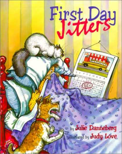 First Day Jitters ($7)