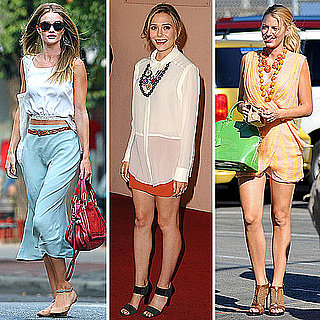 Celebrity Style Quiz For Aug. 6, 2011