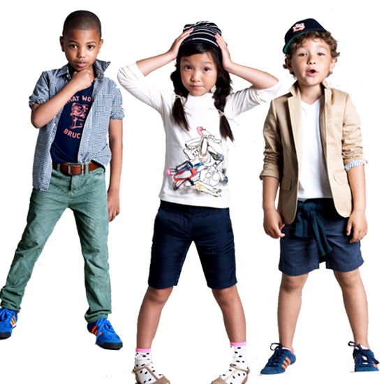 Getting Kids to Wear What Mom Wants