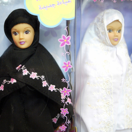Barbie Ban