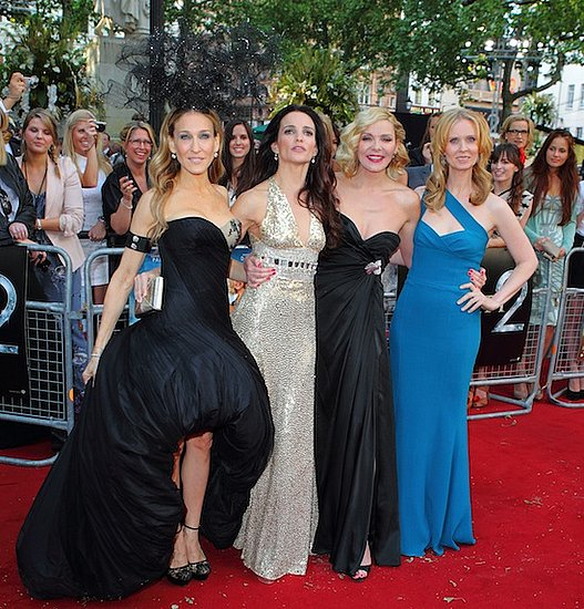 Sex and the City Returns to TV 2011-08-15 09:48:02