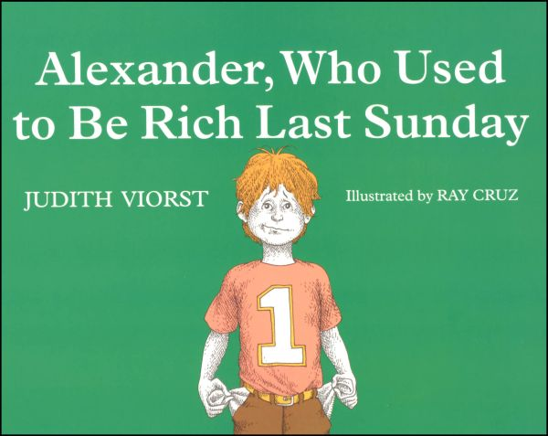 Alexander, Who Used to Be Rich Last Sunday ($10)
