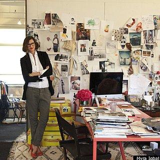 Step Inside Jenna Lyons's Office