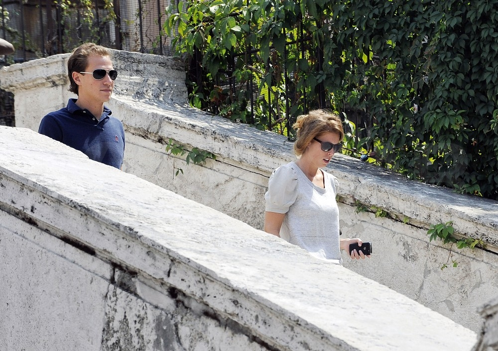 Princess Beatrice and Eugenie Relax After Petra's Lavish Wedding