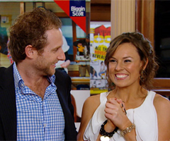 The Block 2011 Grand Final Shocks: Polly and Waz Win, Most Houses Passed In, Josh Proposes to Jenna