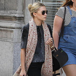 Ashley Olsen in Two Different Outfits in NYC Pictures