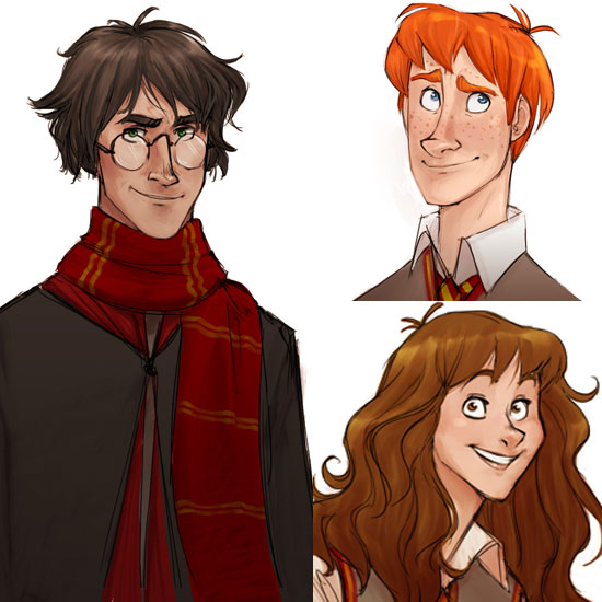 Share This Link  Harry Potter Fan Art