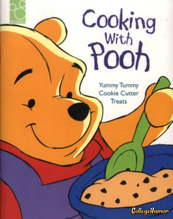 Cooking With Pooh: Yummy Tummy Cookie Cutter Treats ($10)