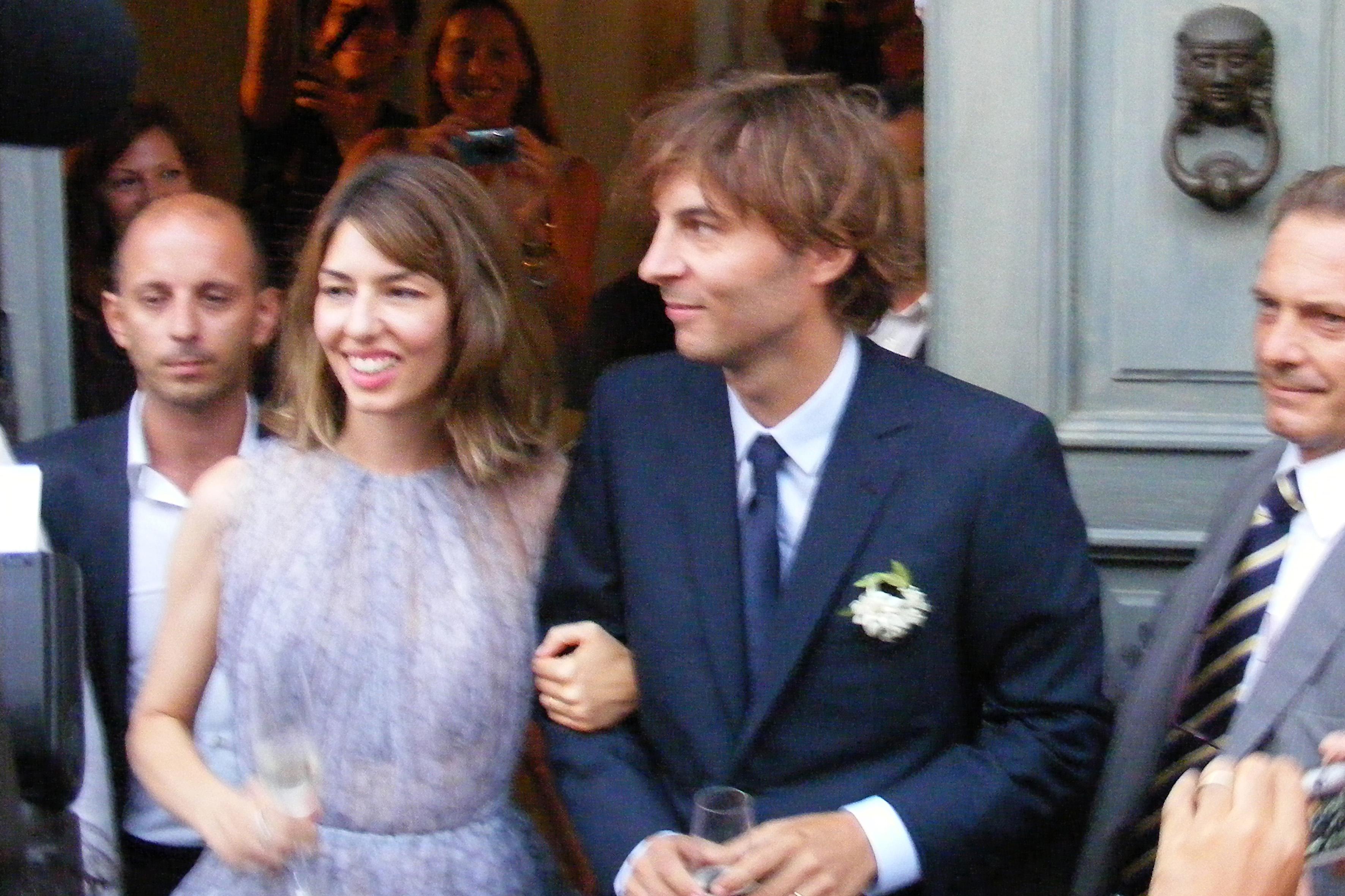 Sofia Coppola Wedding Dress