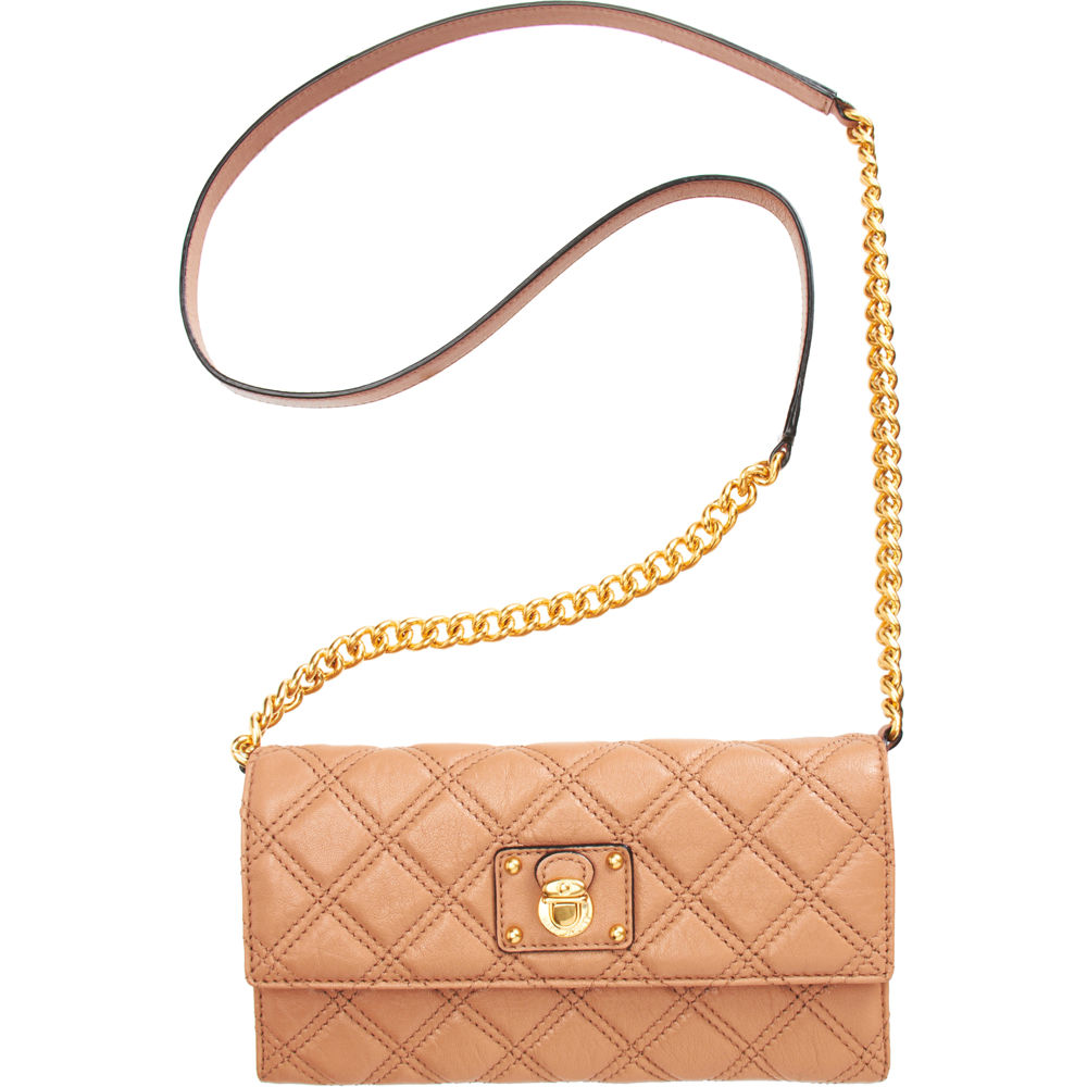 Marc Jacobs Ginger Quilted Crossbody Bag ($495)