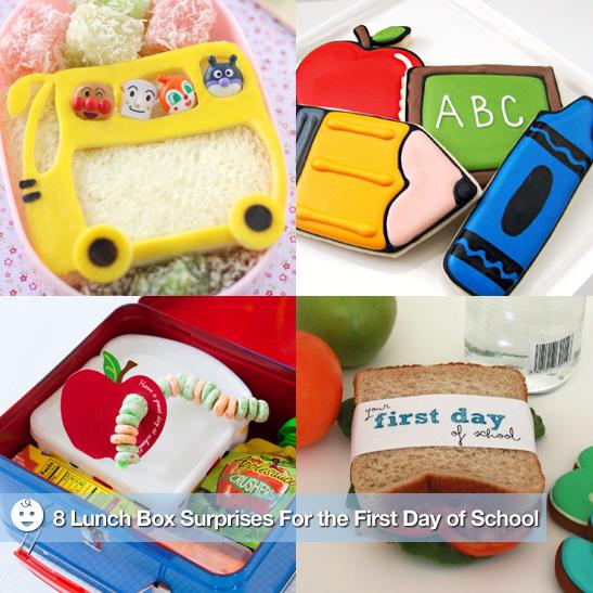 Sugar Shout Out: Lunch Box Surprises!