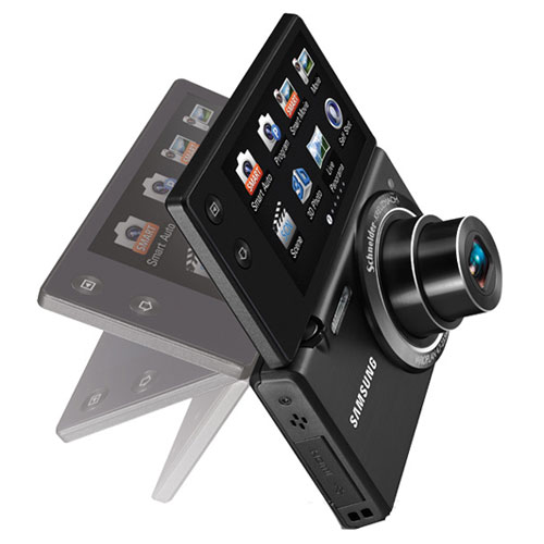 Samsung Digital Flip Camera MV800