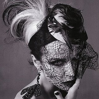 Daphne Guinness Collaborates on a MAC Collection