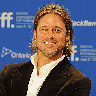 Brad Pitt Pictures at Toronto Film Festival for Moneyball