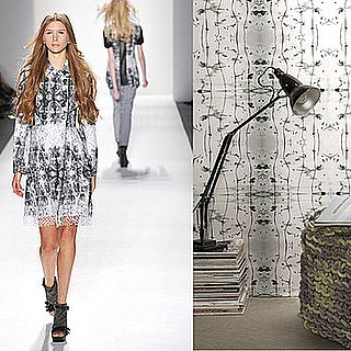 From the Runway to Your Home: Emerson's Runway Show and Eskayel's Wallpaper
