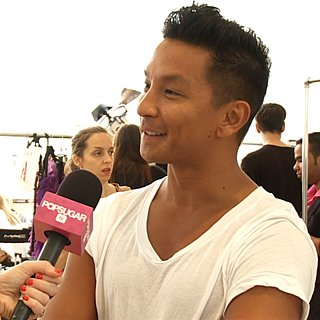 Prabal Gurung on New Designs For Spring 2012 Collection