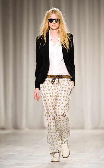 Paul Smith Spring 2012 Runway Photos