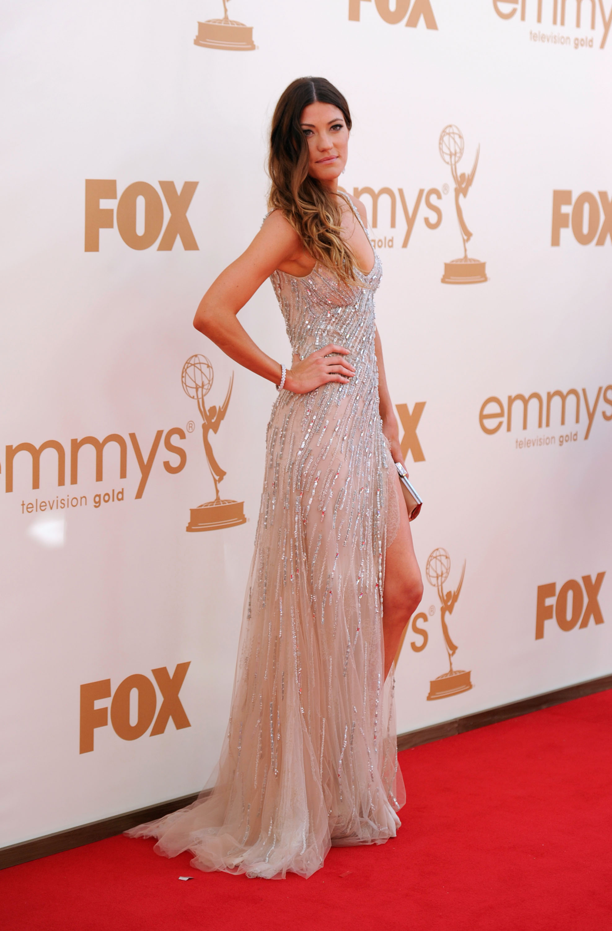 Jennifer Carpenter at the Emmys.