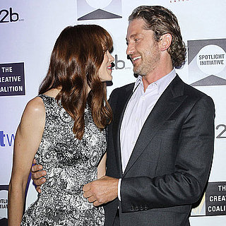 Michelle Monaghan and Gerard Butler in Toronto Pictures