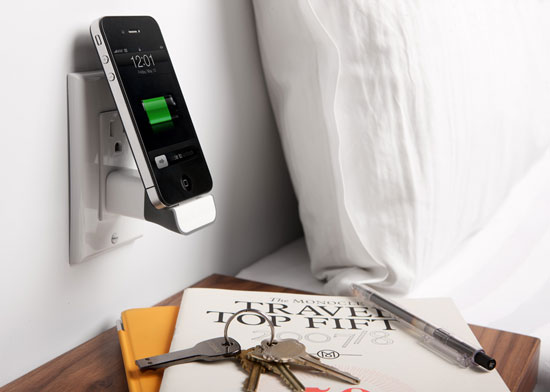 Bluelounge MiniDock for iPhone and iPod