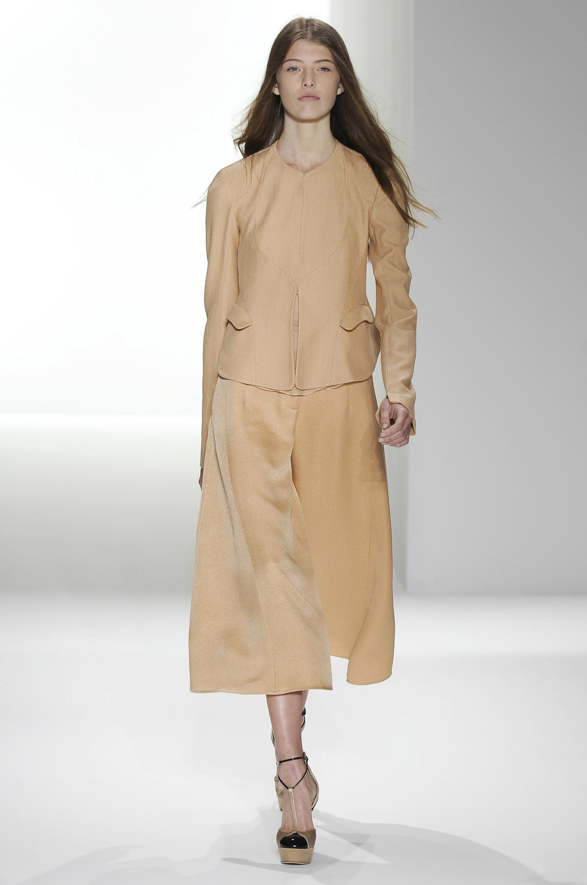 Review and Pictures of Calvin Klein Runway Show at 2012 ...