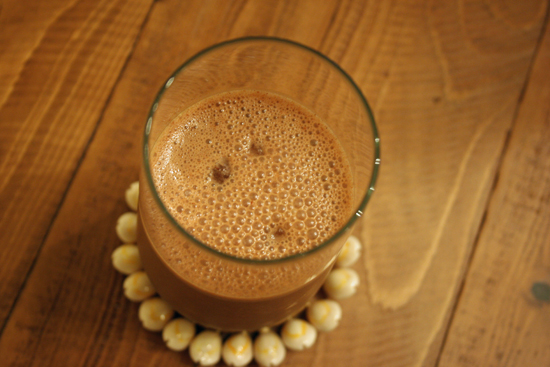 The Brazier Vegan Chocolate Shake