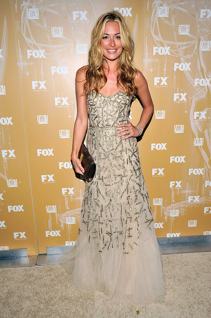 Cat Deeley at the 2011 Fox Emmys bash.