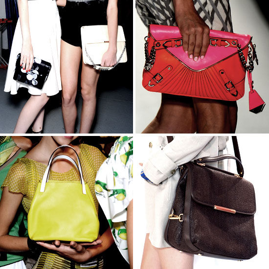 The Best Bags From New York Fashion Week Spring 2012