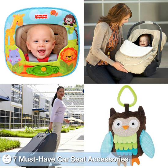 Best Car Seat Accessories For Baby and Toddler