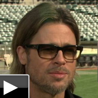 Brad Pitt Talks About Jennifer Aniston and Parade Magazine Quote on The Today Show