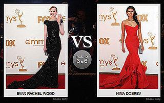 Emmy Awards Best Dressed Bracket 2011