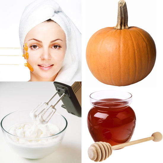 DIY Pumpkin Facial