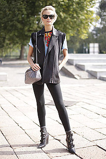 Spring 2012 Milan Fashion Week Street Style: Day 6