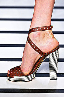 Best Shoes from Spring 2012 Milan Fashion Week