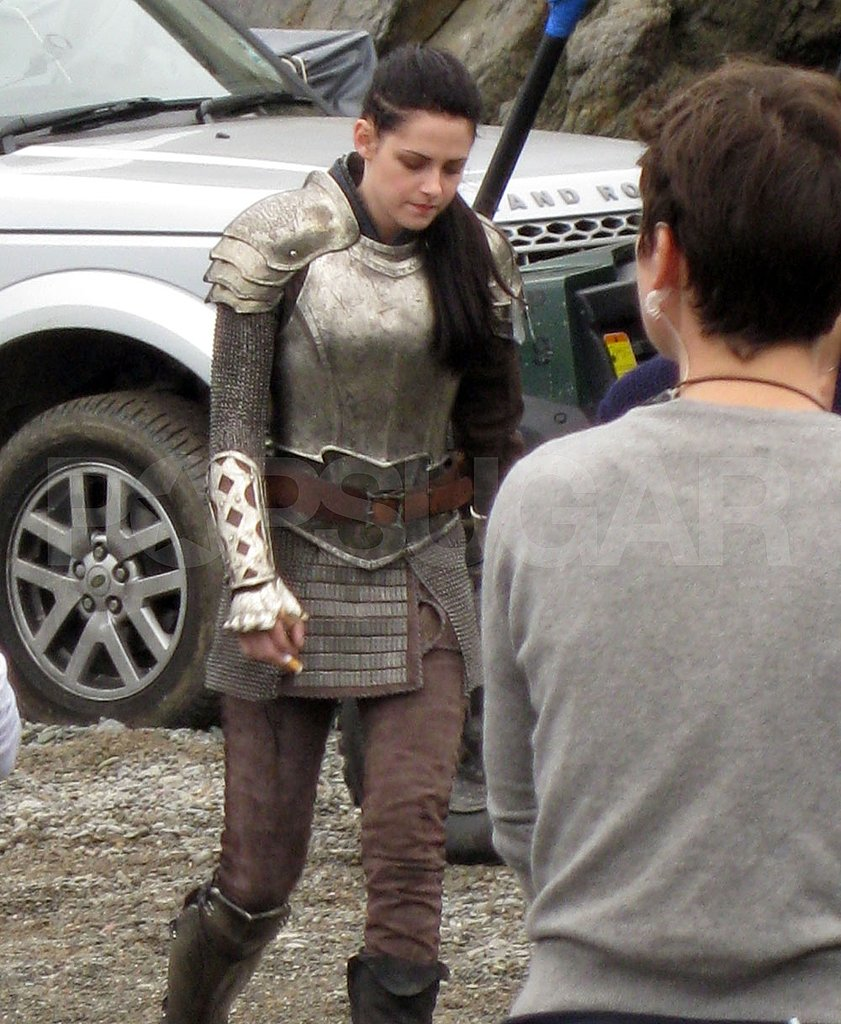 Kristen Stewart's Snow White and the Huntsman body armor.