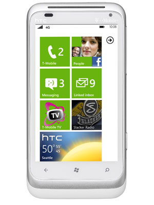 HTC Radar 4G Windows Phone
