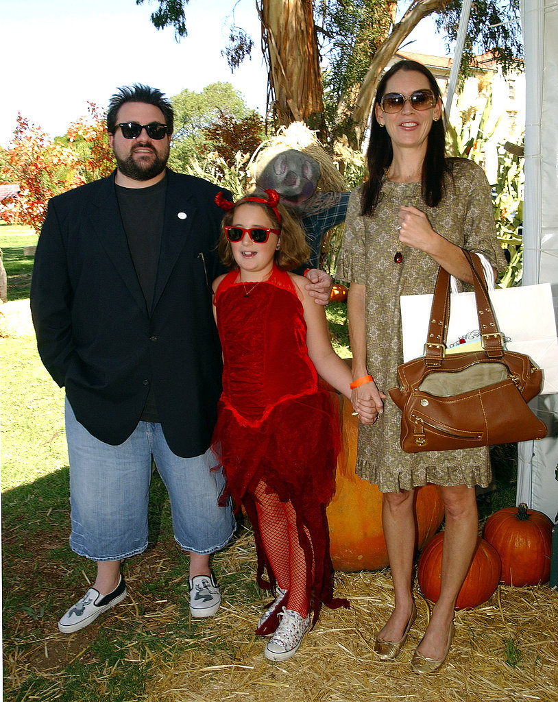Kevin Smith, Jennifer Smith, and Daughter Harley