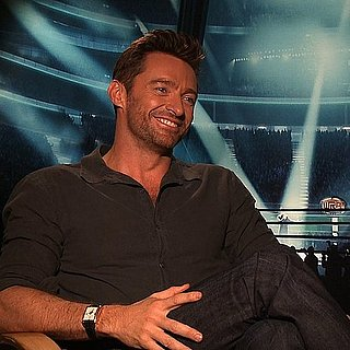 Video Interview With Hugh Jackman on Real Steel, Family, Being Sexiest Man Alive and Jennifer Garner