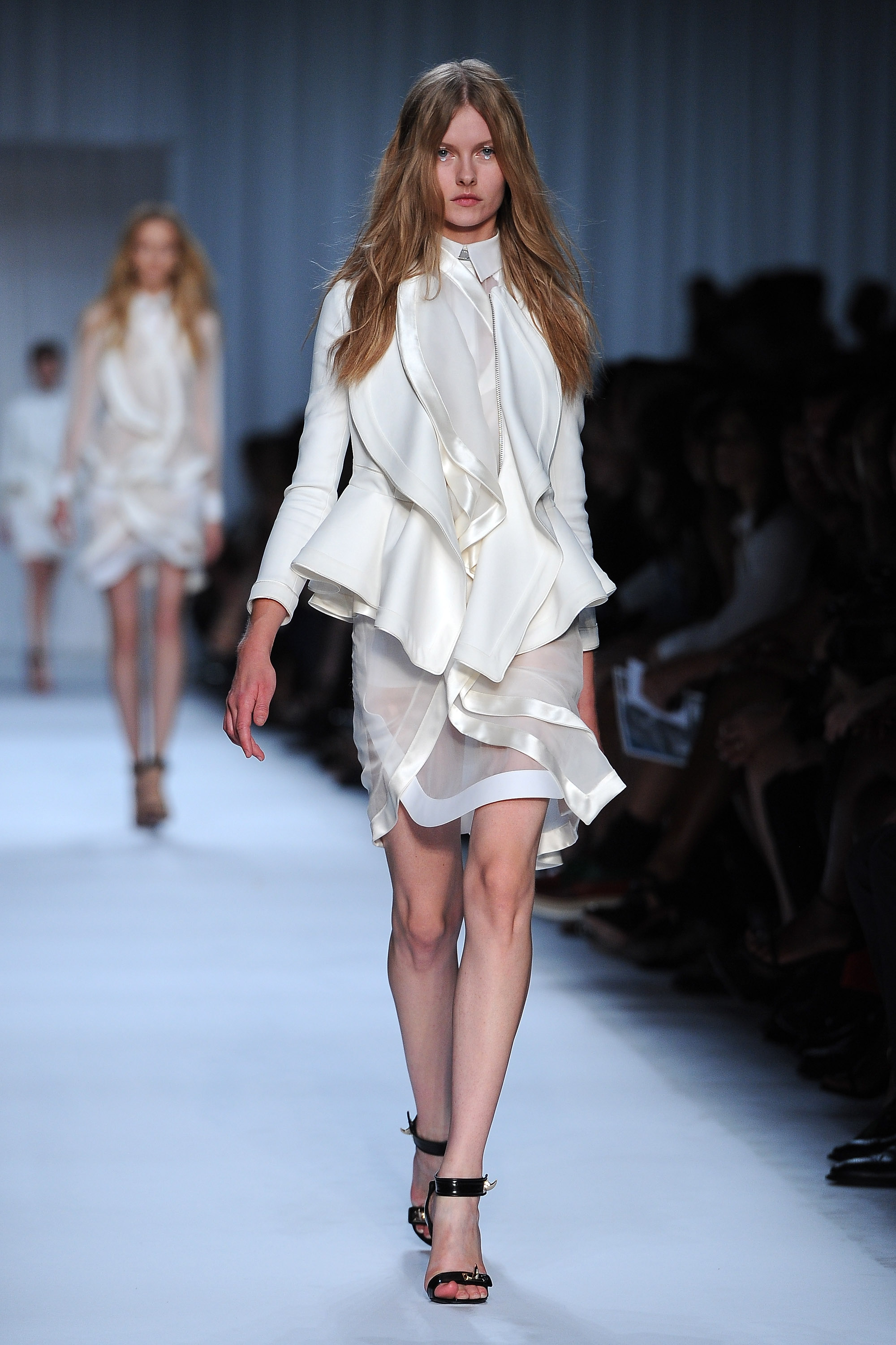 Review And Pictures Of Givenchy Runway Show At 2012 Spring Summer Paris Fashion Week Popsugar