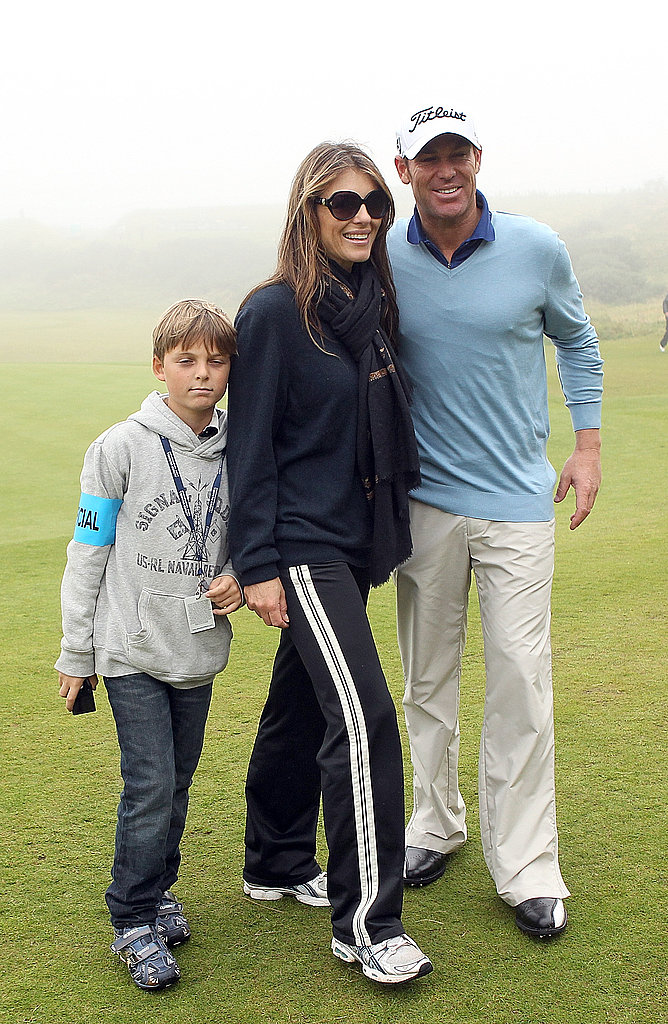 Elizabeth Hurley Is Engaged —See Her Ring!